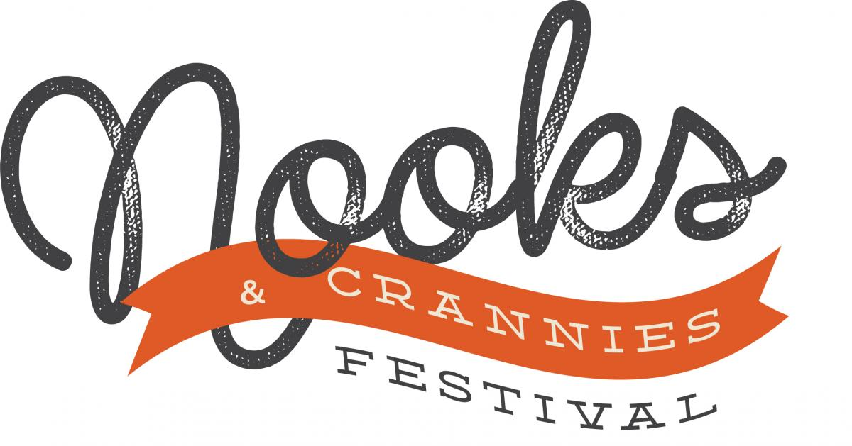 Nooks and Crannies Logo