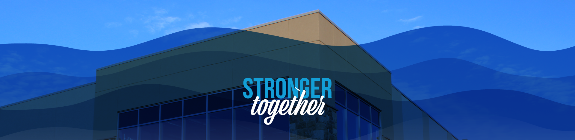 Stronger Together cover photo