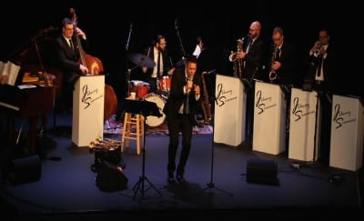 Johnny Summers Little Big Band