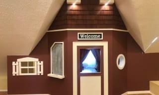 Museum Attic Playhouse