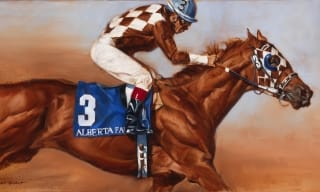Gallery Equine Painting Michelle Grant 2
