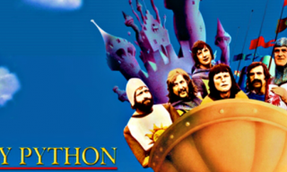 Monty Python Holy Grail Interactive Movie