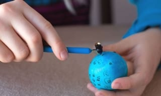 Pysanka egg decorating art stylus