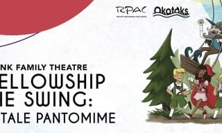 Goodger Pink Family Theatre: The Fellowship of the Swing