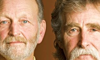 Valdy and Gary Fjellgaard