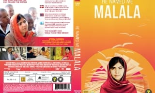He Named Me Malala DVD cover