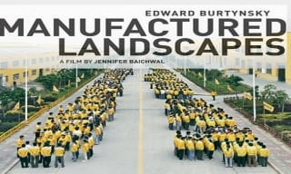 Edward Burtynsky Manufactured Landscapes Documentary