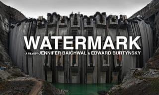 Edward Burtynsky Watermark
