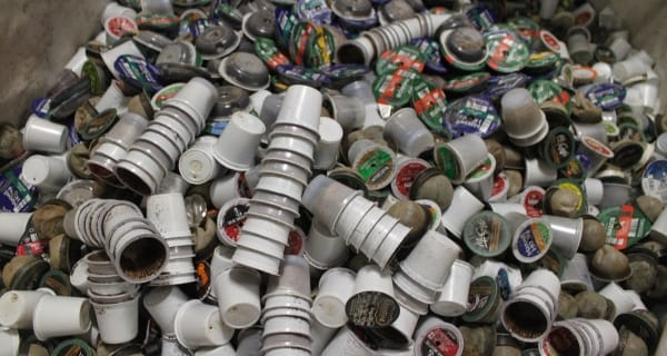 recycle your coffee pods single serve
