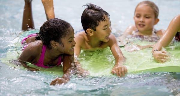 Okotoks Recreation Centre Pool Swimming Drop In Children Family