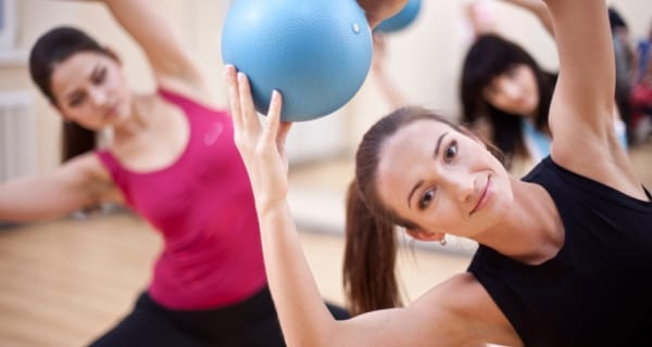 Recreation Centre Fitness Pilates Class