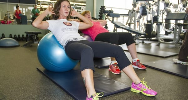 Okotoks Recreation Centre Drop In Fitness Class