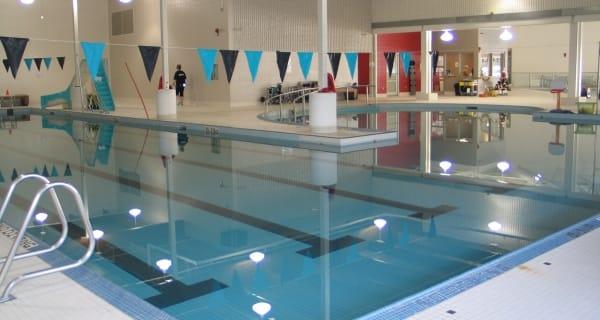 Okotoks Recreation Centre Aquatic Swindells Pool swimming swim