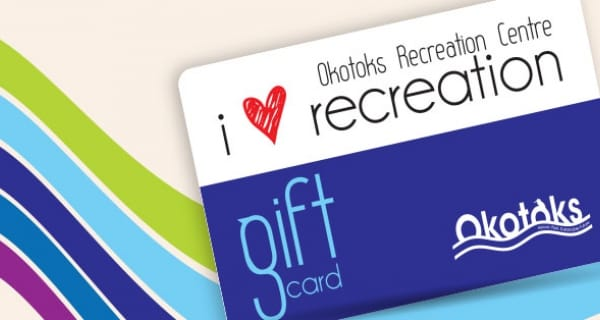 Okotoks Recreation Centre Culture Gift Cards