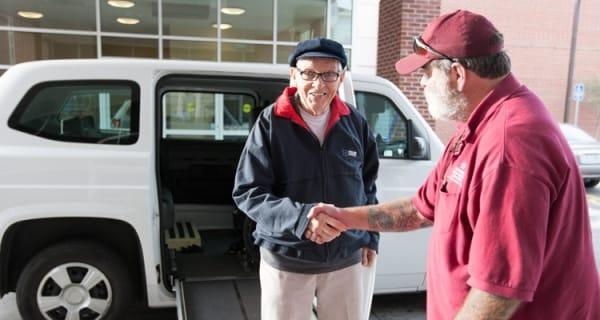 Volunteer Driver Program
