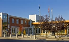 Okotoks Municipal Centre & Council Chambers