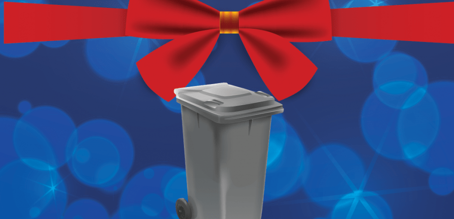 Waste holiday collection schedule
