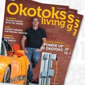 Okotoks Living Magazine