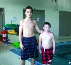 Youth Volunteer Swimming Program