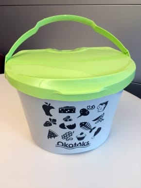 Organics Kitchen Pail