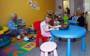 Okotoks Recreation Centre Kindercare Childminding Service Babysitting