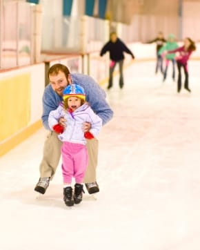 Okotoks Recreation Centre Skating Arena Family