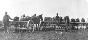 Rural Alberta Historical Museum Farming