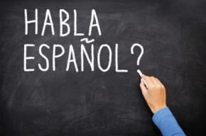 Spanish Course Class Registered Community Program
