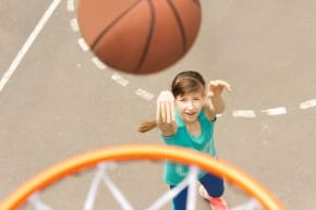 Okotoks Recreation Centre Youth Basketball Drop In Activities
