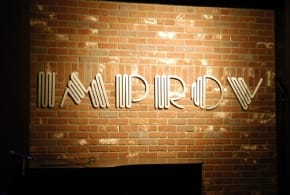 Improv stand up comedy Yuk Yuk's