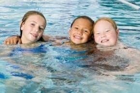 teen youth girls swimming lesson program registered okotoks recreation centre rec