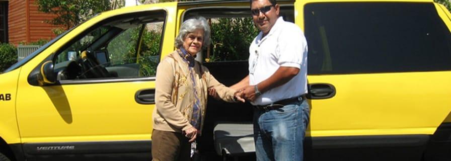 Community Access Taxi Program