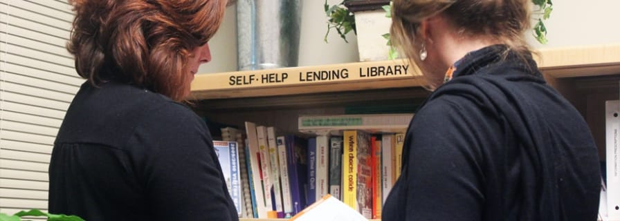 Okotoks Family Resource Centre resources lending library