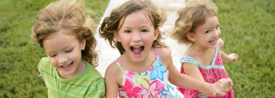 Summer Camp Recreation Girls Rec Fee Assistance Program Kids Outdoor Fun