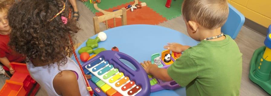 Okotoks Recreation Centre Kindercare Childminding Service