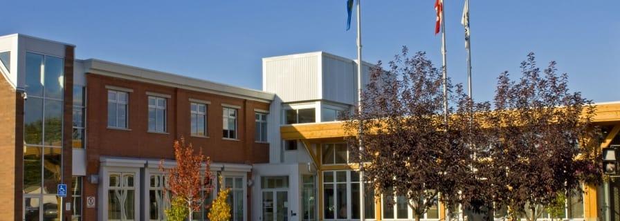 Okotoks Municipal Centre & Council Chambers