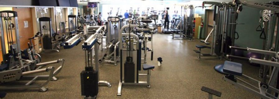 Okotoks Recreation Centre Fitness Gym Natural High