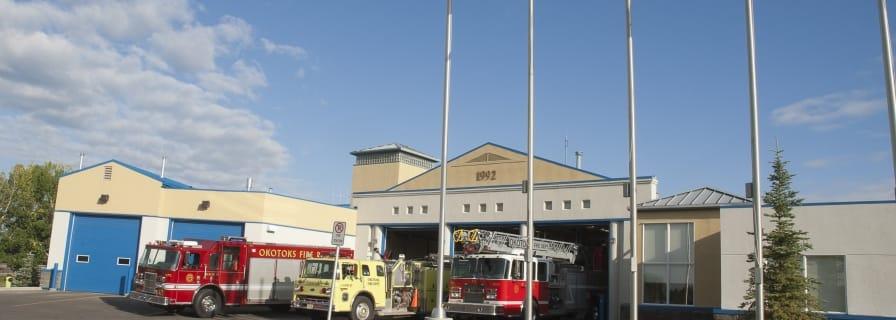 Okotoks Fire Services