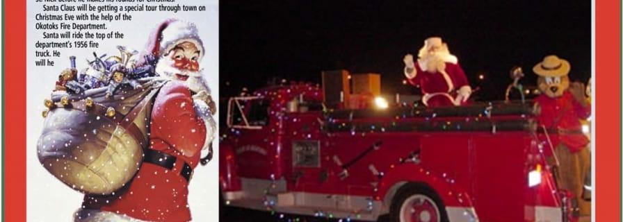 Christmas Eve Parade