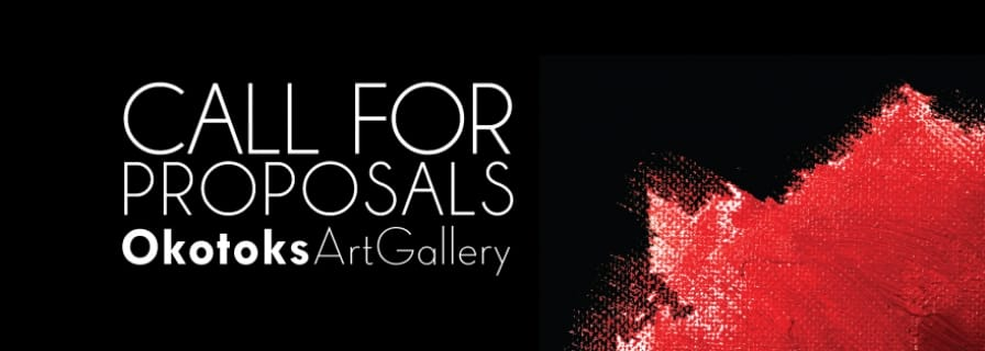Okotoks Art Gallery Call for Proposals