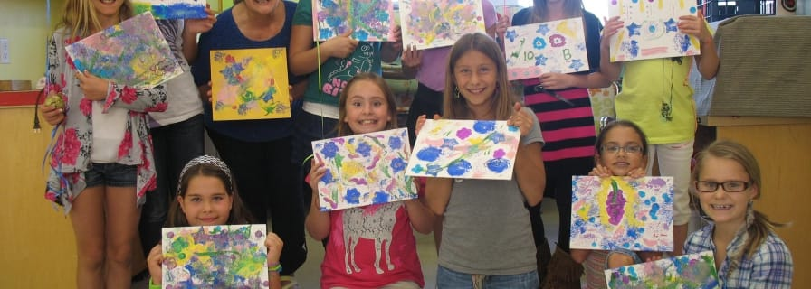 School Education Art Programs Okotoks Art Gallery