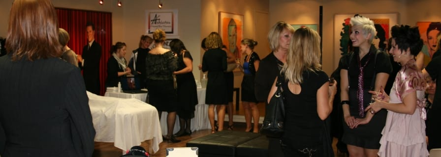 Okotoks Art Gallery Sepcial Event Rental