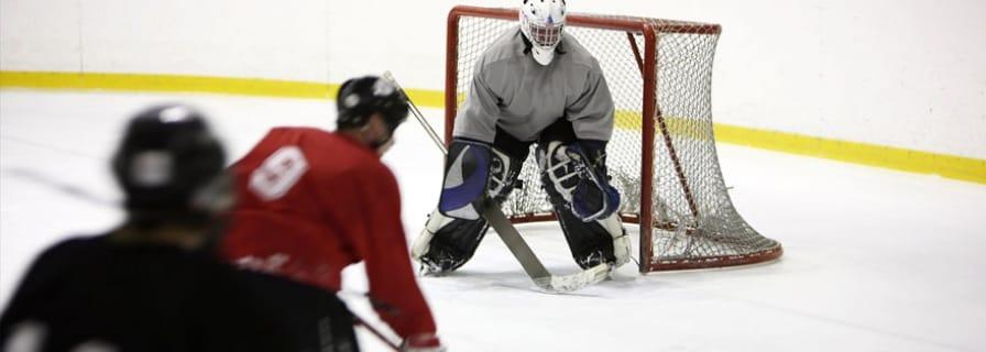Okotoks Recreation Centre Shinny Hockey