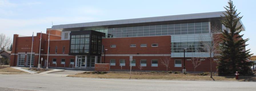 Southridge Emergency Services Building