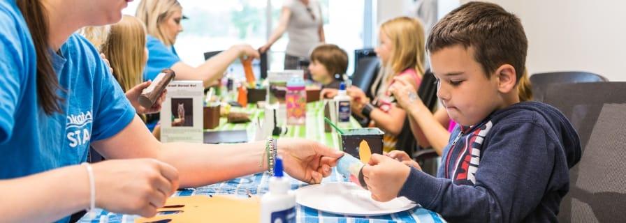 Environmental Education Centre - Classroom