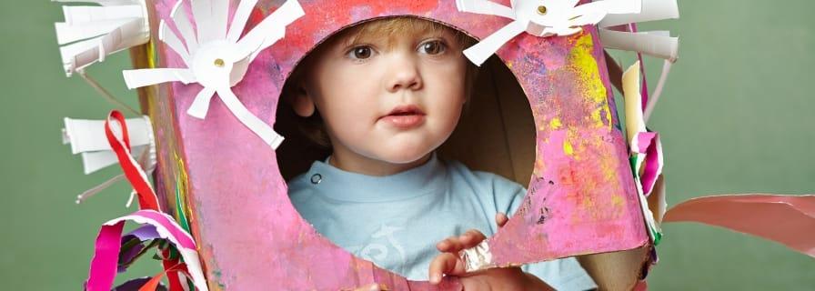 Preschooler Art Program
