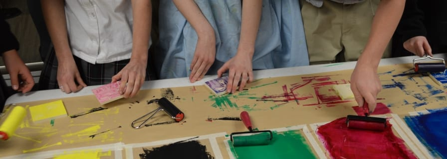 School Arts Programs in Okotoks