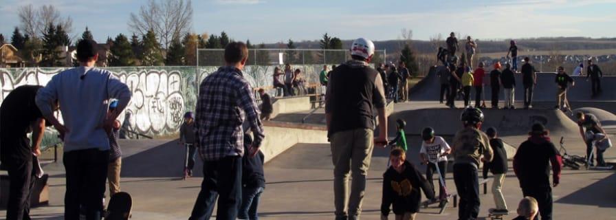 Rec Centre Skateboard Park