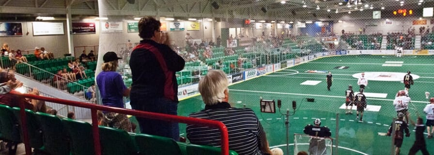 Special Event Rental Sports Minto Cup Lacrosse