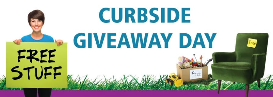 Curbside Web Banner - giveaway weekend Archives